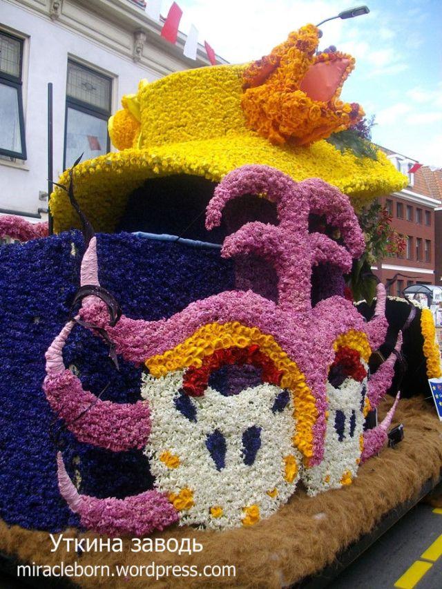 цветочная композиция голландия кортеж венеция