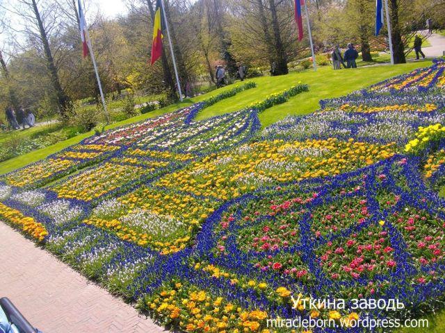 собор василия блаженного из цветов нидерланды
